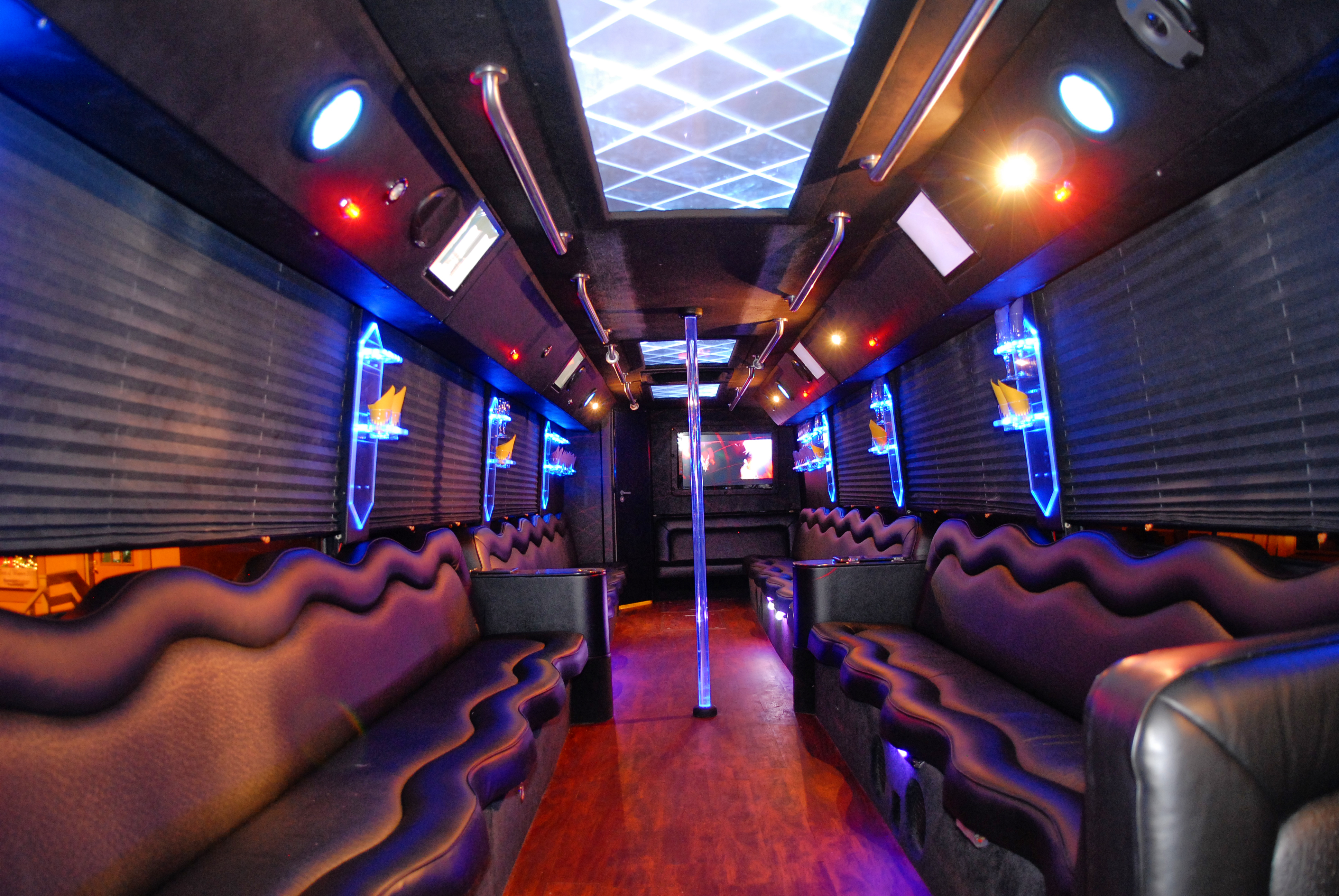 Ny Party Bus Nyc Limousines Party Bus Rentals Charter Bus Suv Limo Nj Nyc Luxury Limousine